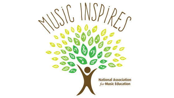 March is Music in Our Schools Month